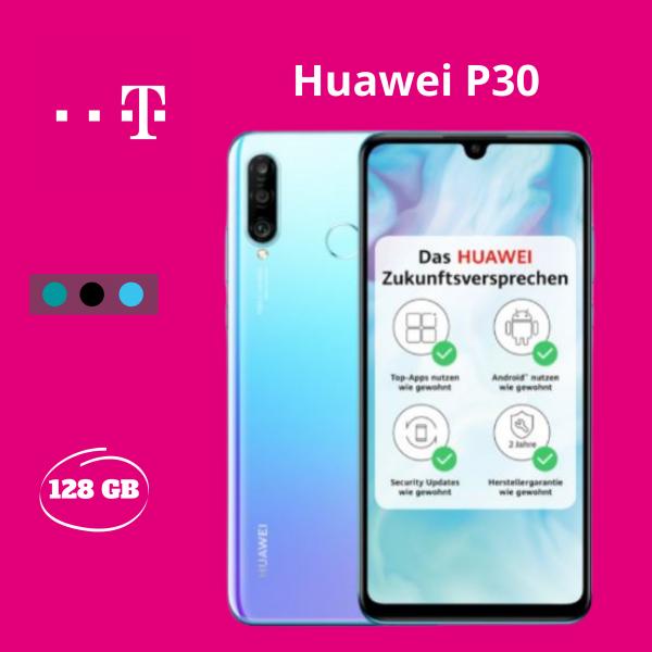 Huawei P30 Vertragsverlängerung Telekom