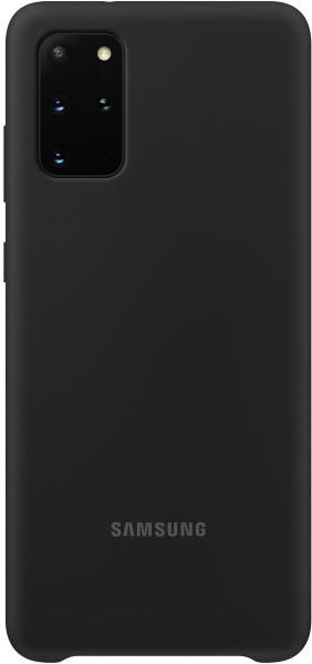 Samsung Silicone Cover EF-PG985 für Galaxy S20+, Black