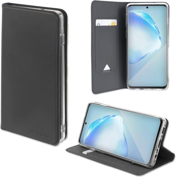 4smarts Flip-Tasche URBAN Lite für Samsung Galaxy S20, schwarz