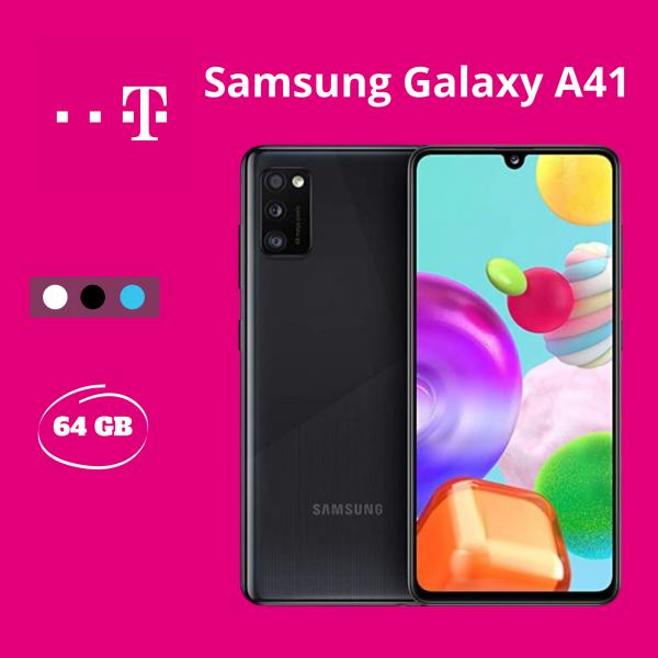 Samsung Galaxy A41 Vertragsverlängerung Telekom