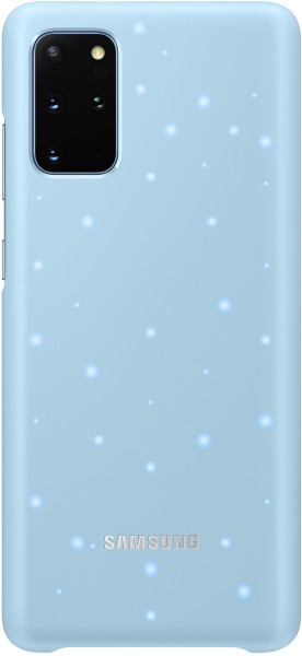 Samsung LED Cover EF-KG985 für Galaxy S20+, Sky Blue