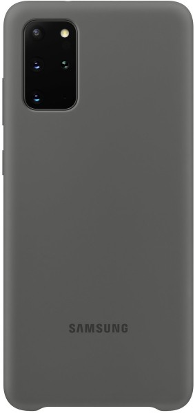 Samsung Silicone Cover EF-PG985 für Galaxy S20+, Gray