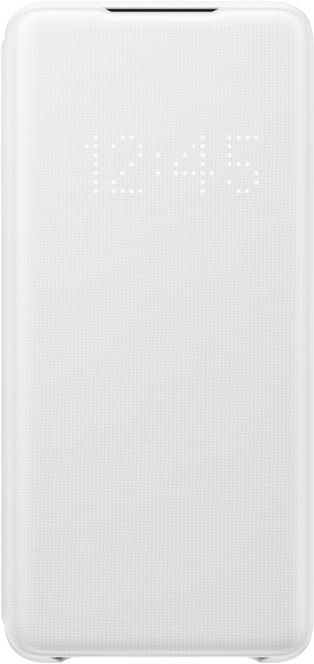 Samsung LED View Cover EF-NG985 für Galaxy S20+, White