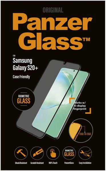 "PanzerGlass Biometric ""CF"" für Samsung Galaxy S20 Plus"