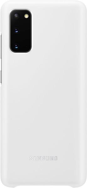 Samsung LED Cover EF-KG980 für Galaxy S20, White