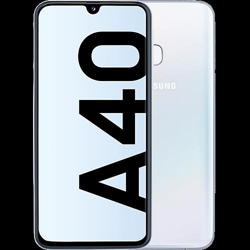 Samsung A405F Galaxy A40 64 GB (White)