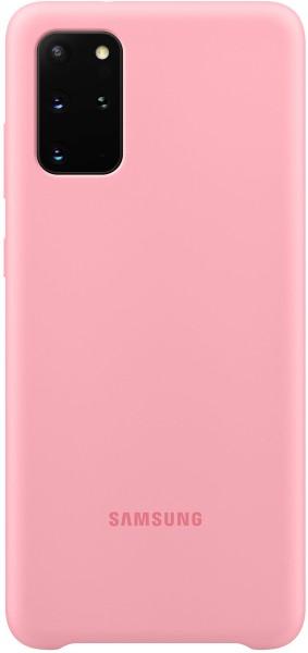 Samsung Silicone Cover EF-PG985 für Galaxy S20+, Pink