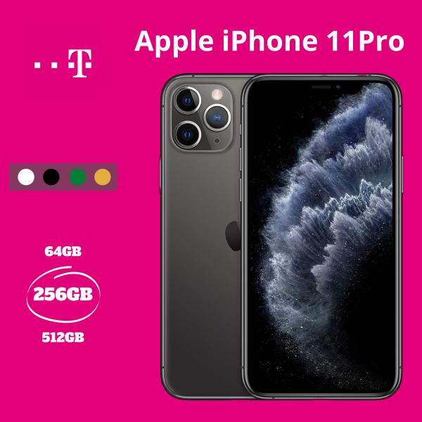 Apple iPhone 11 Pro Vertragsverlängerung Telekom