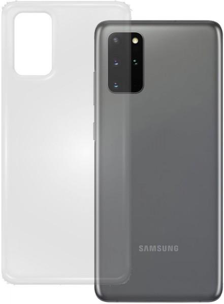 PEDEA Soft TPU Case für Samsung Galaxy S20+, transparent