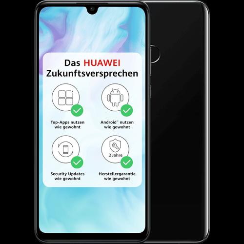 Huawei P30 lite schwarz - Dual SIM