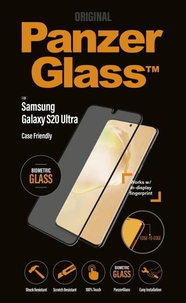 "PanzerGlass Biometric ""CF"" für Samsung Galaxy S20 Ultra"