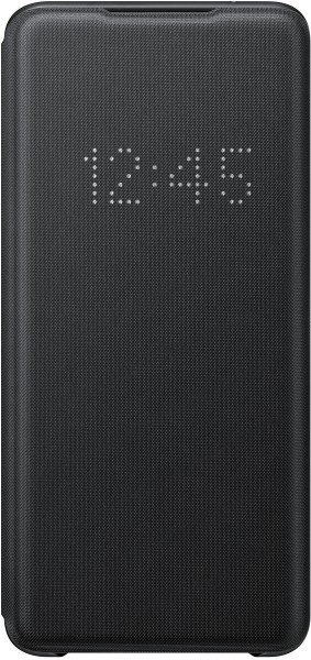 Samsung LED View Cover EF-NG988 für Galaxy S20 Ultra, Black