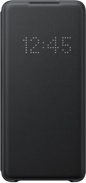 Samsung LED View Cover EF-NG985 für Galaxy S20+, Black