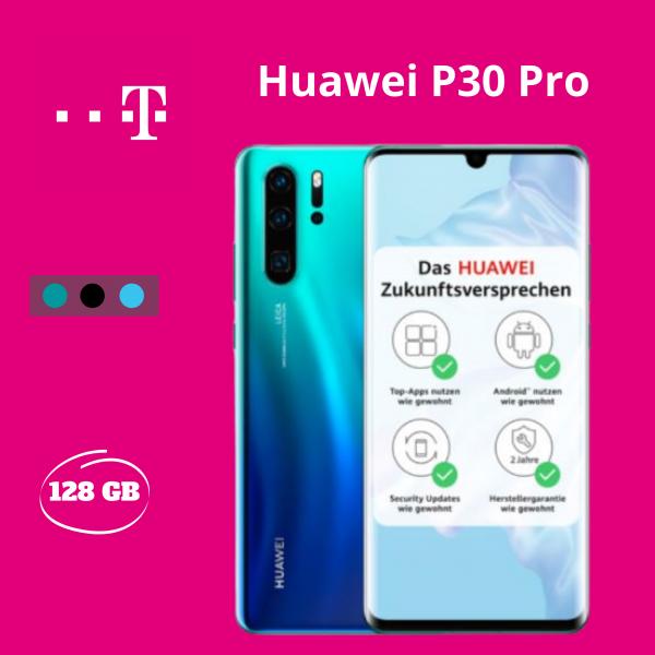 Huawei P30 Pro Vertragsverlängerung Telekom