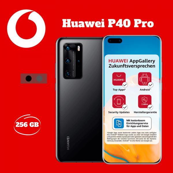 Huawei P40 Pro Vertragsverlängerung Vodafone