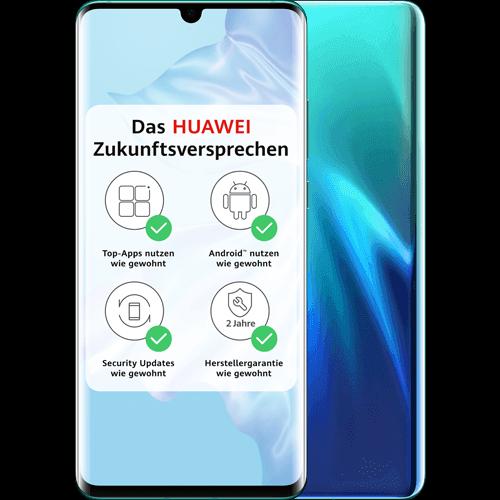 Huawei P30 Pro 8+128 GB (Aurora)