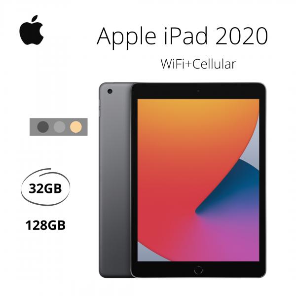 Apple iPad 2020 (8.Gen) Wi-Fi+Cellular