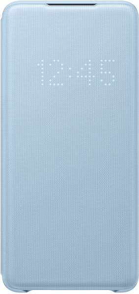 Samsung LED View Cover EF-NG985 für Galaxy S20+, Sky Blue