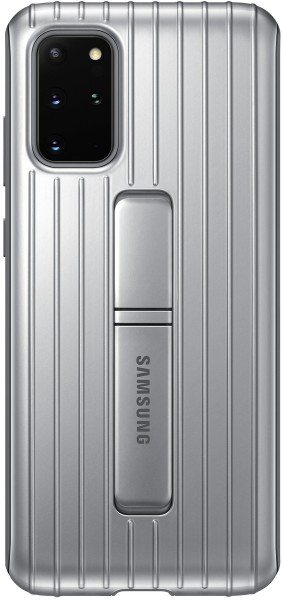 Samsung Protective Standing Cover EF-RG985- Galaxy S20+ Silver