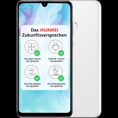 Huawei P30 lite weiß - Dual SIM