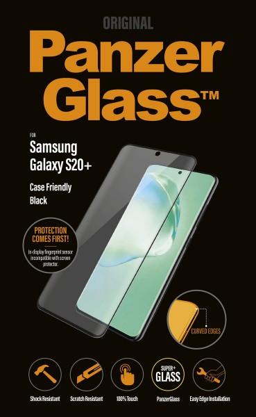 """PanzerGlass """"CF"""" für Samsung Galaxy S20+, sw"""