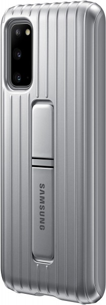 Samsung Protective Standing Cover EF-RG980- Galaxy S20, Silver
