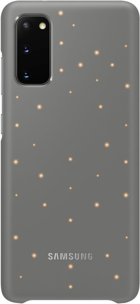 Samsung LED Cover EF-KG980 für Galaxy S20, Gray