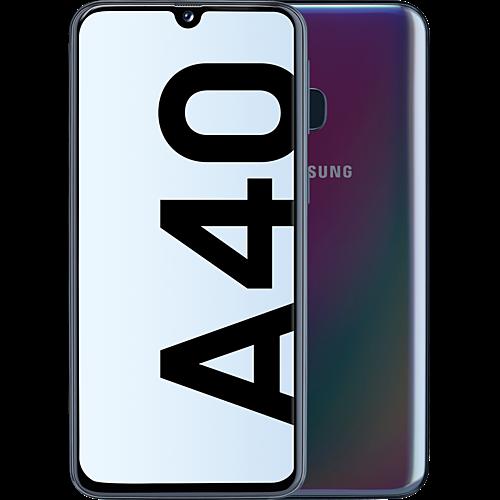 Samsung A405F Galaxy A40 64 GB (Black)