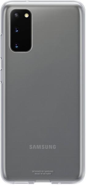 Samsung Clear Cover EF-QG980 für Galaxy S20, Transparent