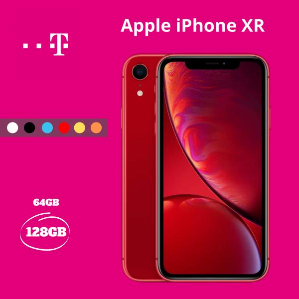 Apple iPhone XR Vertragsverlängerung Telekom