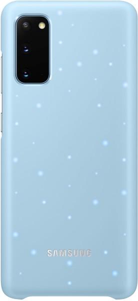 Samsung LED Cover EF-KG980 für Galaxy S20, Sky Blue