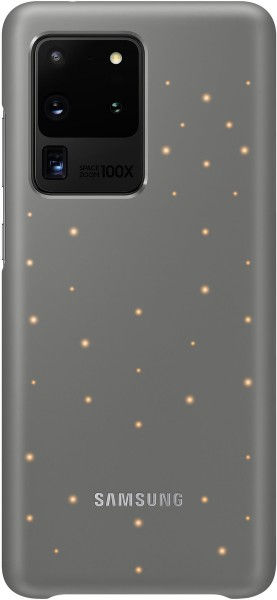 Samsung LED Cover EF-KG988 für Galaxy S20 Ultra, Gray