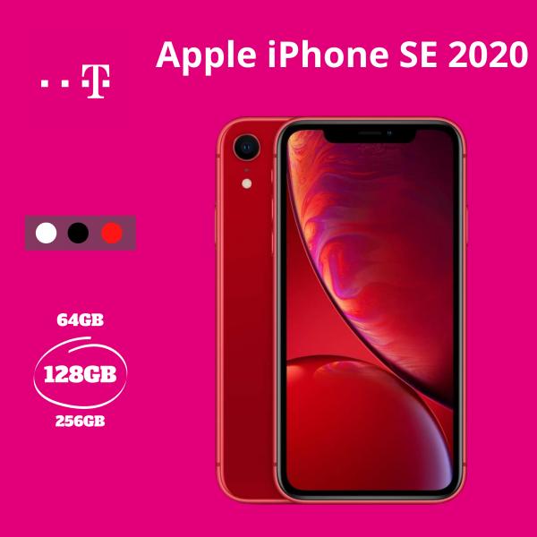 Apple iPhone SE 2020 Vertragsverlängerung Telekom