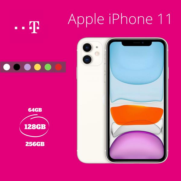 Apple iPhone 11 Vertragsverlängerung Telekom