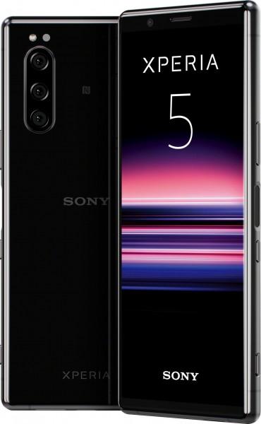 Sony Xperia 5 schwarz Dual SIM