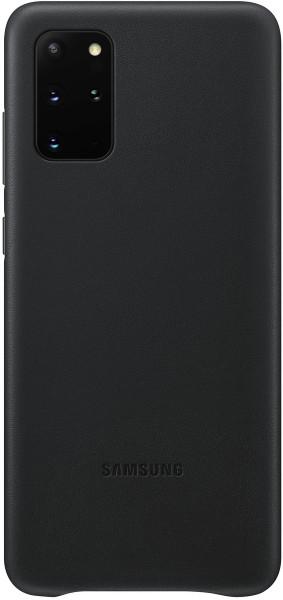 Samsung Leather Cover EF-VG985 für Galaxy S20+, Black