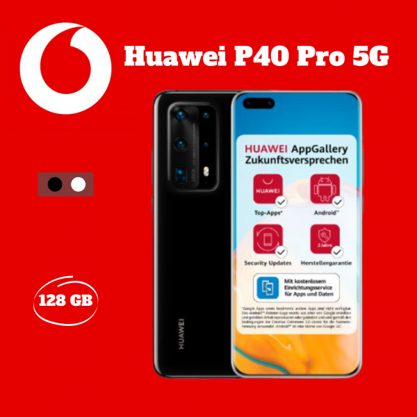 Huawei P40 Pro+ 5G Vertragsverlängerung Vodafone