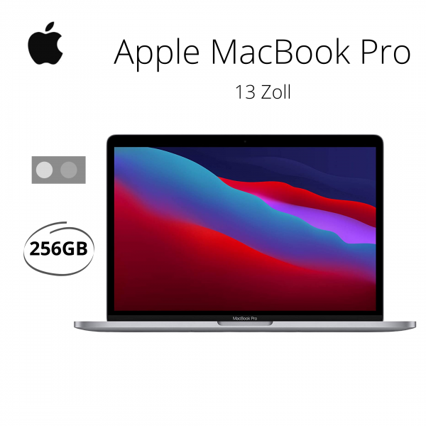 "Apple MacBook Pro 13"" M1 8-Core 256GB"