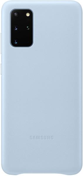 Samsung Leather Cover EF-VG985 für Galaxy S20+, Sky Blue