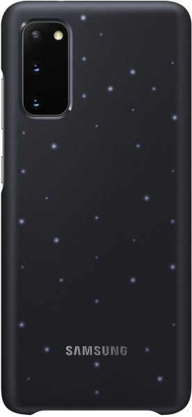 Samsung LED Cover EF-KG980 für Galaxy S20, Black