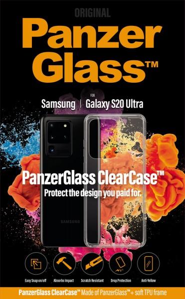 PanzerGlass ClearCase für Samsung Galaxy S20 Ultra
