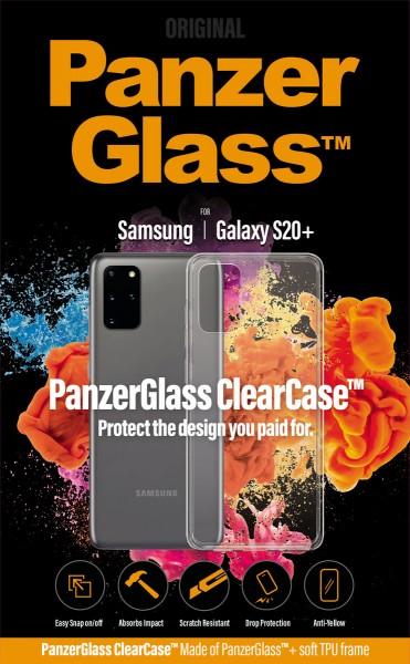 PanzerGlass ClearCase für Samsung Galaxy S20+