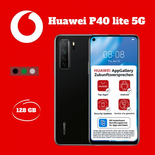 Huawei P40 Lite 5G Vertragsverlängerung Vodafone