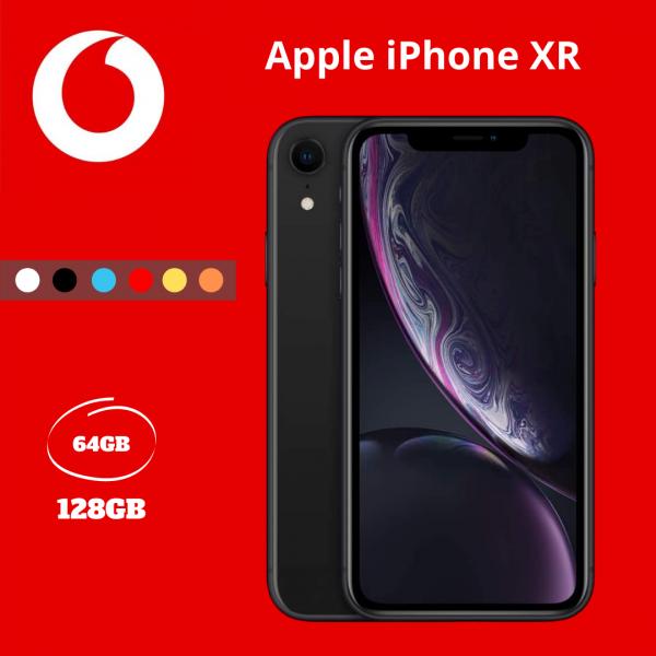 Apple iPhone XR Vertragsverlängerung Vodafone