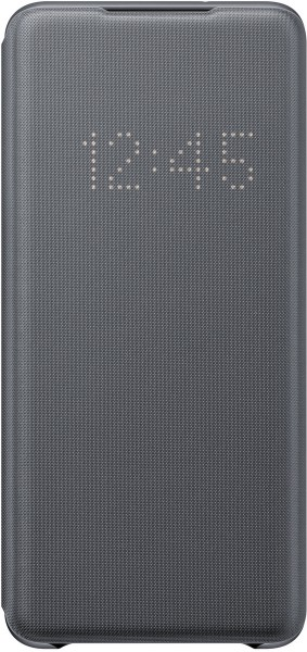 Samsung LED View Cover EF-NG985 für Galaxy S20+, Gray