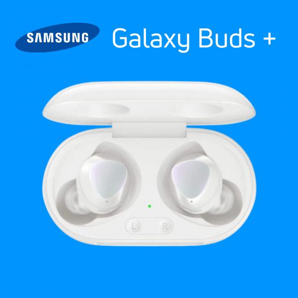 Samsung Galaxy Buds+ weiß