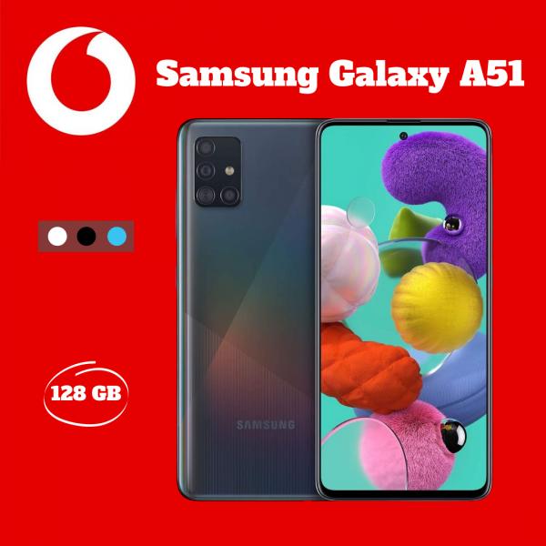 Samsung A51 Vertragsverlängerung Vodafone