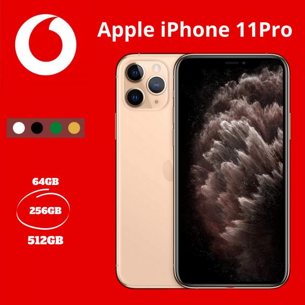 Apple iPhone 11 Pro Vertragsverlängerung Vodafone