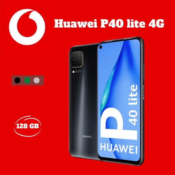 Huawei P40 Lite Vertragsverlängerung Vodafone