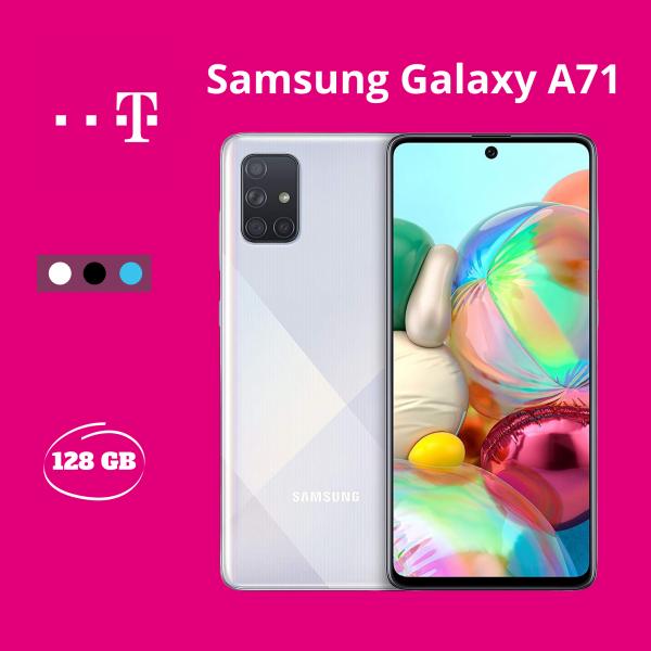 Samsung Galaxy A71 Vertragsverlängerung Telekom
